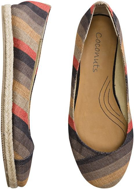 COCONUTS REGATTA FLAT > Womens > Footwear > Shoes | Swell.com