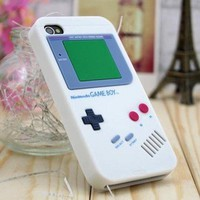 Retro Nintendo Gameboy Luck Cases for iPhone 4/4s