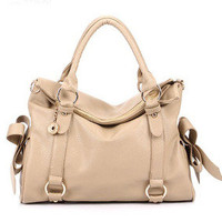 wodergoods — [grhjr416000126]Pure and fresh and lovely bowknot bag