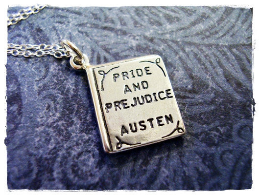 Tiny Pride & Prejudice by Jane Austen by EvelynMaeCreations