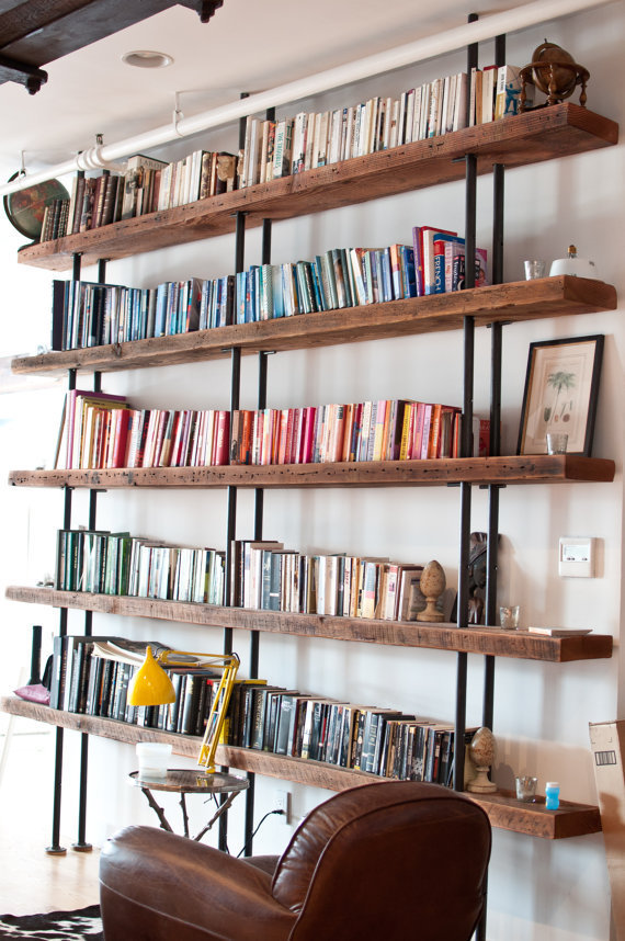 Tribeca Bookcase by artavironi on Etsy