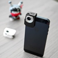 Trygger Camera Clip for iPhone 5/5S Black