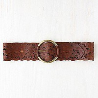Streets Ahead  Secret Garden Belt at Free People Clothing Boutique