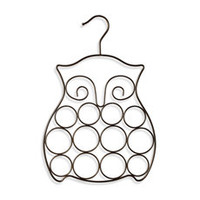 Owl Scarf and Belt Organizer - Bed Bath & Beyond