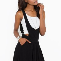 Suspender Dress in  What's New at Nasty Gal