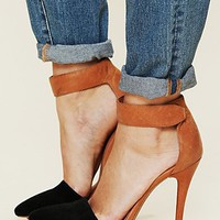 Jeffrey Campbell Womens Solitaire Heel