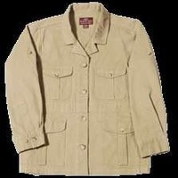 Amazon.com: Boyt Harness WS600 Women's Safari Jacket, Available Colors and Sizes Boyt Harness WS600 50345: Clothing