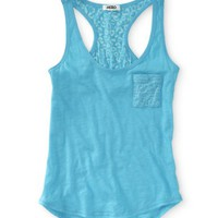 Leopard Burnout Racerback Dorm Tank