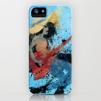 Adventure Time: Marceline iPhone & iPod Case by Melissa Smith