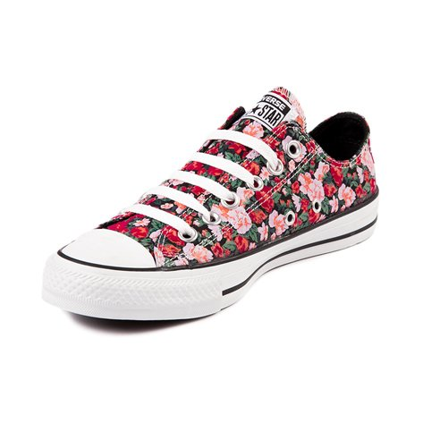 Converse Skull Tennis Shoes