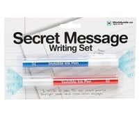 Secret Message Writing Set:Amazon:Office Products
