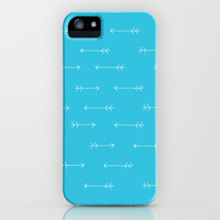 Azul iPhone & iPod Case by Leah Flores Designs