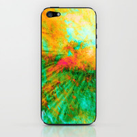 Dragon Fly iPhone & iPod Skin by Gréta Thórsdóttir