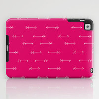 Rosa iPad Case by Leah Flores Designs