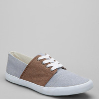 Urban Outfitters - Preppy Saddle Trainer Sneaker