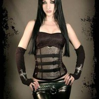 Severity Custom Corset Top DiY  Handmade to Your by aNGrYGiRLGear