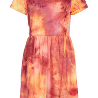Petite Neon Tie Dye Dress - New In This Week - New In - Topshop USA