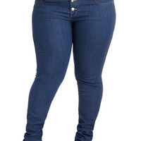 Karaoke Songstress Jeans in Plus