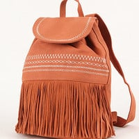 Kirra Fringe Backpack at PacSun.com
