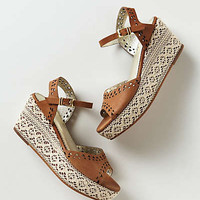 Anthropologie - Deirdre Lace Wedges