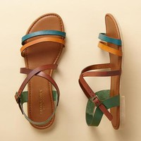 BEACH BOULEVARD SANDALS