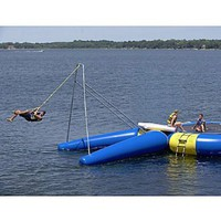 Rave Rope Swing Water Trampoline Attachment:Amazon:Sports & Outdoors