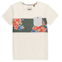 Billabong Pedro Crew - Dirty White - M9192PED				 | 