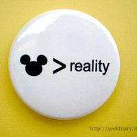 Disney is better than reality