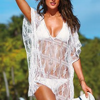 Crochet Cover-up - Beach Sexy - Victoria&#x27;s Secret