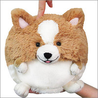 Mini Squishable Corgi - squishable.com