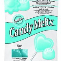 Amazon.com: Wilton 1911-1351 Candy Melts, 12-Ounce, Blue: Kitchen & Dining