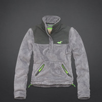 Hollister So Cal Oceanside Fleece Jacket