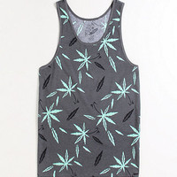 On The Byas Palms Up Print Tank at PacSun.com