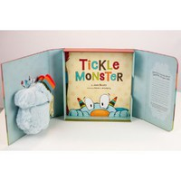 Amazon.com: Tickle Monster Laughter Kit (9781932319835): Josie Bissett, Kevan Atteberry: Books