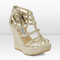 Jimmy Choo | Poise | Espadrille Sandals | JIMMYCHOO.COM