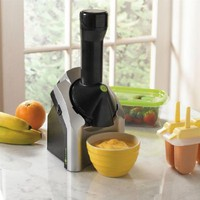 Brylanehome Deluxe Frozen Treat Maker And Popsicle Kit From Yonanas:Amazon:Kitchen & Dining