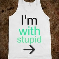 With Stupid - Newww - Skreened T-shirts, Organic Shirts, Hoodies, Kids Tees, Baby One-Pieces and Tote Bags