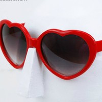 Heart Shape Sunglasses for Ladies