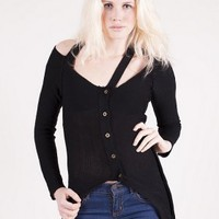 Cardigan - Error - Sweaters & Cardigans - Women - Modekungen - Fashion Online | Clothing, Shoes & Accessories