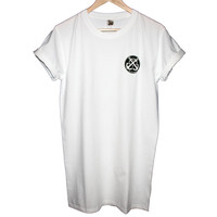 The Tall Tee (white)
