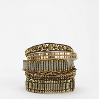 Gold Cuff Bracelet
