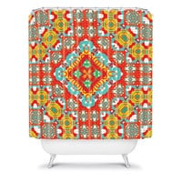 DENY Designs Home Accessories | Lisa Argyropoulos Bohemia Summer Nights Shower Curtain