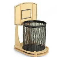 Cool Eco-friendly Basketball Stand Pencil Holder