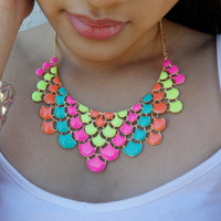 Harper Neon Necklace