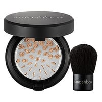 Smashbox HALO Hydrating Perfecting Powder & Brush Set: Shop Foundation | Sephora