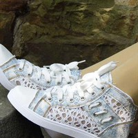 Jeniffer Lace Converse from sniksa