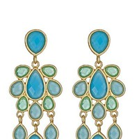 Jewel Cabana Chandelier Earring