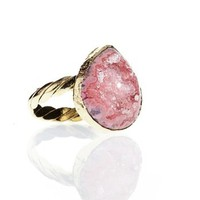 Hillary Druzy Ring