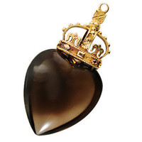 Mary Queen of Scots Heart Pendant - The Three Graces