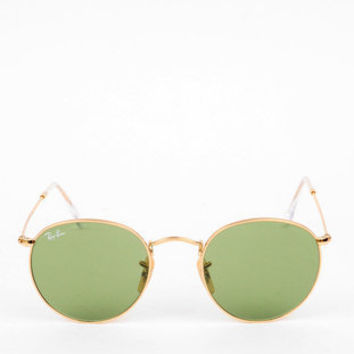 Ray-Ban Sunglasses M-Round Sunglasses in Mint :: tobi